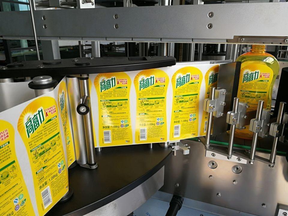 W pełni automatyczna maszyna do etykietowania naklejek