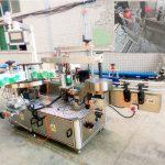 Automatyczna samoprzylepna maszyna do etykietowania szamponów i detergentów