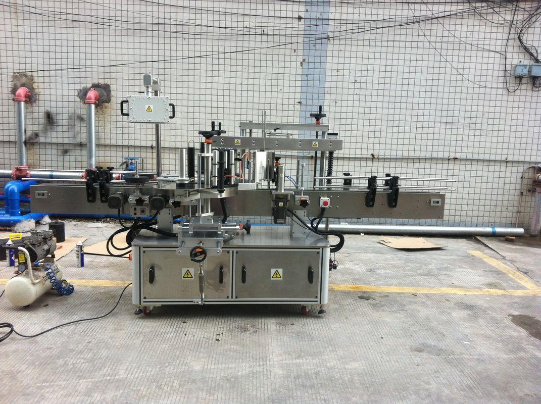 Plastikowa maszyna do etykietowania butelek do urządzeń do etykietowania butelek wody