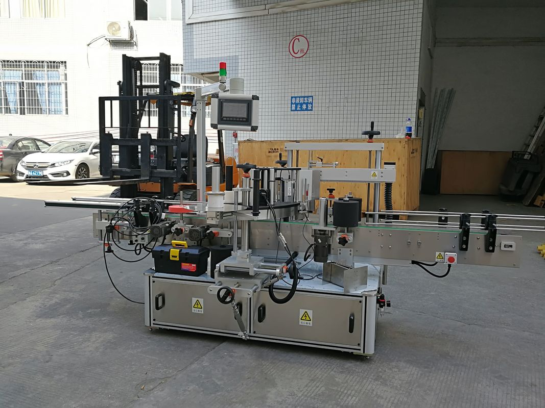 Automatyczna maszyna do etykietowania naklejek CE do uszczelniania małych rogów kartonu